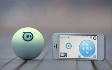 Интерактивные робо-шары «Sphero»