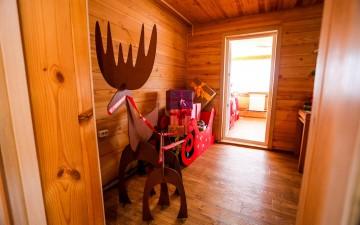 Дом Деда Мороза 2017-2018